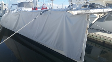 Deck and Hull cover